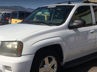 2008 Chevrolet TrailBlazer LT Sport
