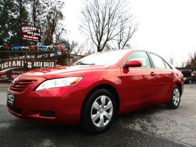 2007 Toyota Camry LE – $3,995