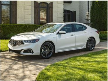 2020 Acura TLX Read Reviews