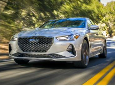 2020 Genesis G70 Read Reviews