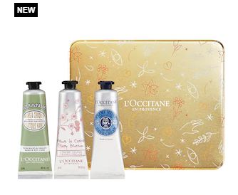 L'Occitane Hand Cream Tin