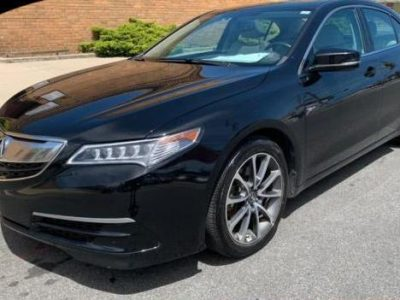 Acura TLX 4dr Sdn FWD V6